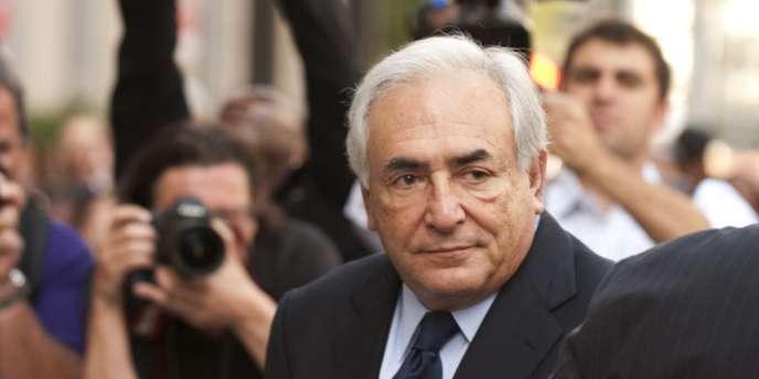 Dominique Strauss-Kahn pourrait aider le gouvernement serbe à gérer sa dette publique.