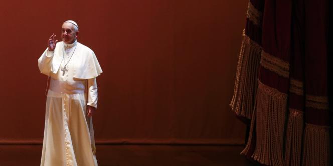 Le pape François s'est interrogé sur les défauts d'une Eglise trop
