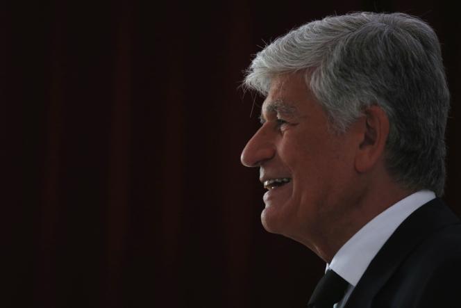 Maurice Lévy, président du directoire et actionnaire de Publicis.