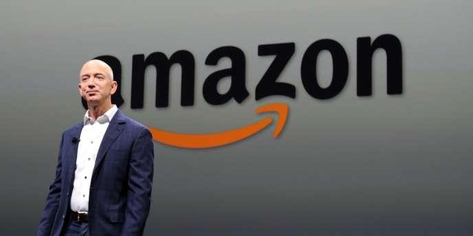 Le PDG et fondateur d'Amazon, Jeff Bezos.