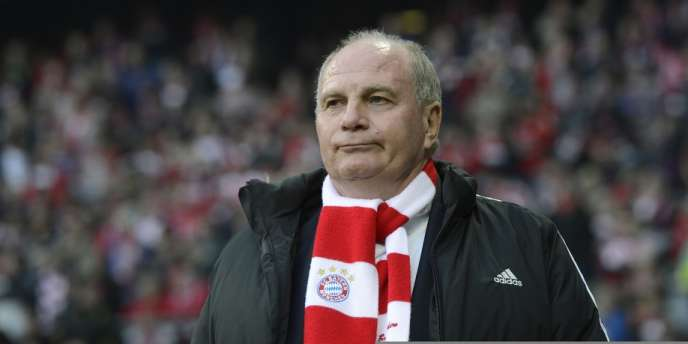 Uli Hoeness, le 24 novembre 2012 à Munich.