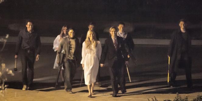 Une image du film américain de James DeMonaco,