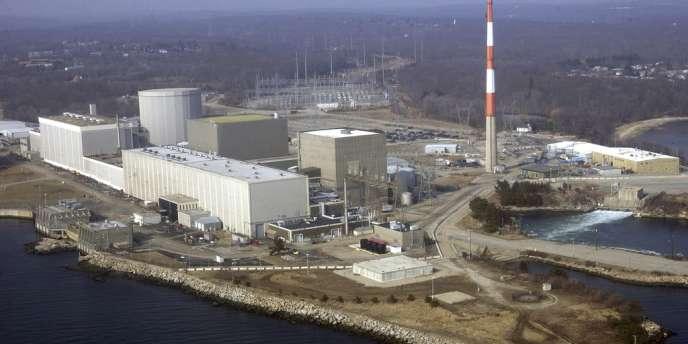 La centrale nucléaire de Millstone à Waterford (Connecticut).