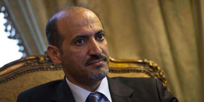 Ahmad Jerba a indiqué que le chef du gouvernement syrien en exil sera