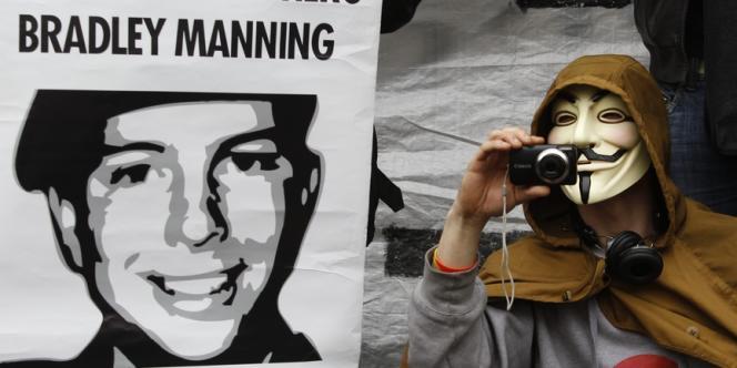 Pour avoir fourni des documents à WikiLeaks, Manning a été reconnu coupable d'