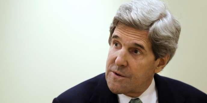 Les Etats-Unis veulent empêcher l'utilisation de l'énergie comme une « arme politique et un instrument d'agression », a affirmé mercredi 2 avril le secrétaire d'Etat John Kerry.