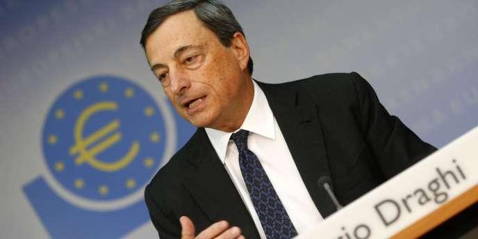 Nombre d'observateurs jugent que Mario Draghi, le président de la Banque centrale européenne, n'annoncera pas de mesure significative jeudi.