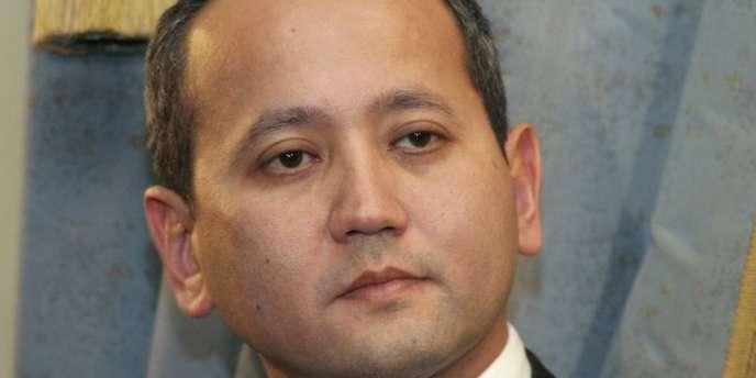 L'oligarque et dissident kazakh Moukhtar Abliazov, en2006.