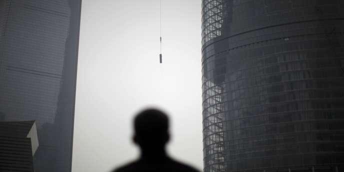 Avec 580 mètres, la Shanghaï Tower devient le plus haut gratte-ciel d'Asie.
