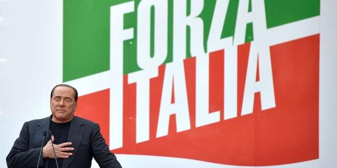Silvio Berlusconi, le 4 août à Rome.