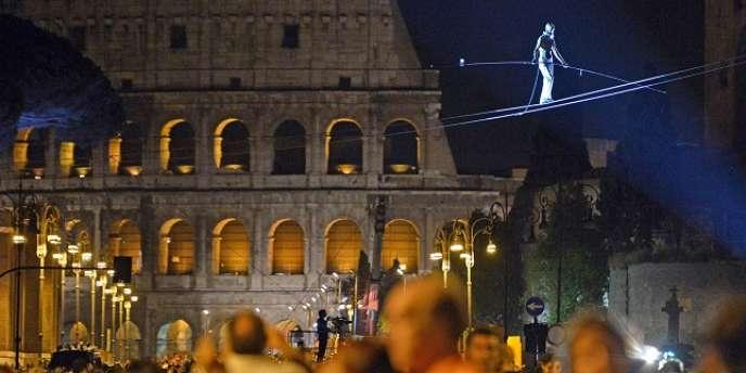 La municipalité de Rome a organisé le 3 août au soir une