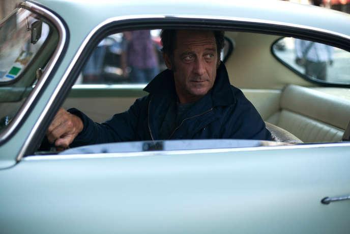 Vincent Lindon dans le film français de Claire Denis,
