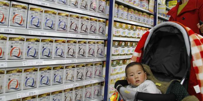 La Nouvelle-Zélande exporte ses produits laitiers notamment en Asie, où ils jouissent d'une image de marque excellente.
