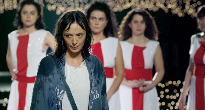 Une scène du film géorgien de Rusudan Chkonia,