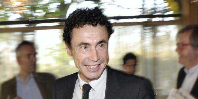 Jacques Veyrat, ancien président du Groupe Louis-Dreyfus.