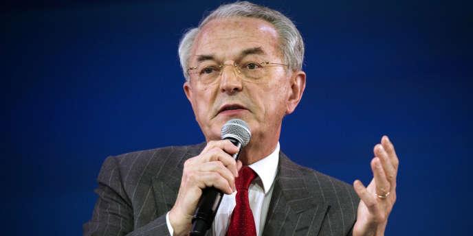 Jean Arthuis a été plusieurs fois ministre sous François Mitterrand et Jacques Chirac.