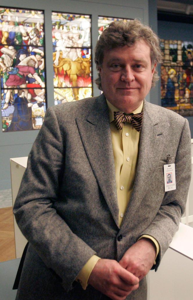 Graham W. J. Beal, directeur du Detroit Institut of Art.