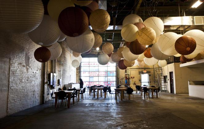Le Musée d'art contemporain de Detroit (Mocad).