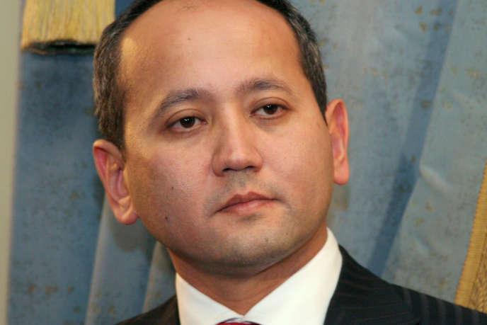 La Cour de cassation a confirmé l'extradition de l'opposant Kazakh.