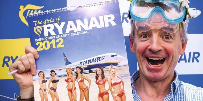 Michael O'Leary en a-t-il fini avec  la provocation ? Le patron  de Ryanair,  qui voulait  faire payer les toilettes à bord  ou surtaxer  les personnes en surpoids, prévoit d'augmenter le prix des bagages  mis en soute. -