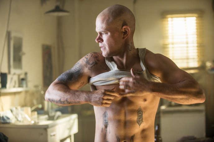 Matt Damon dans le film américain de Neill Blomkamp,