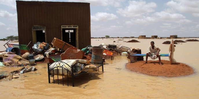 Soudan : plus de 300 000 personnes victimes des inondations