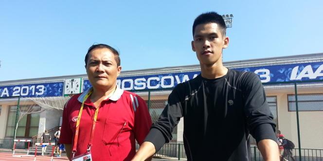 Xaysa Anousone et Sitthisay Sachpaseuth.