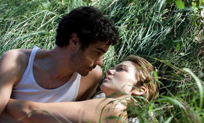 Tahar Rahim et Léa Seydoux dans le film français de Rebecca Zlotowski,