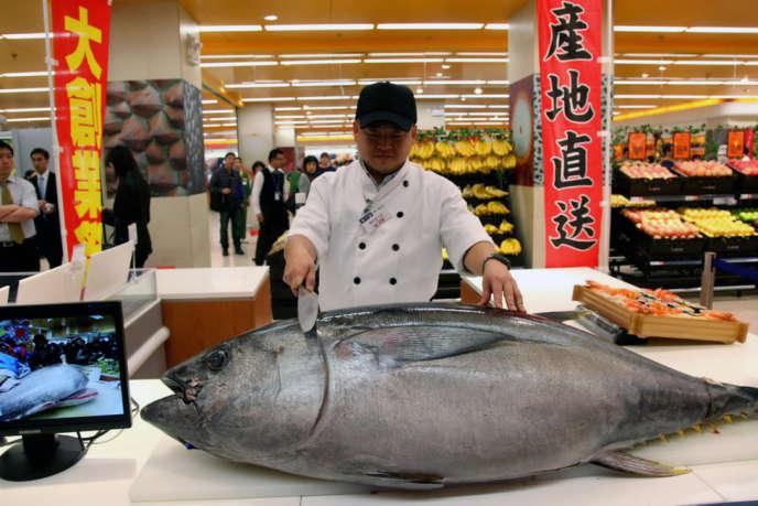 ParknShop détient 40 % de parts de marché dans la distribution alimentaire à Hongkong.