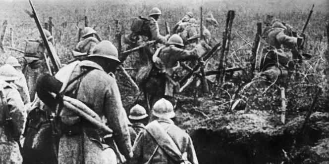 Verdun, 1916.