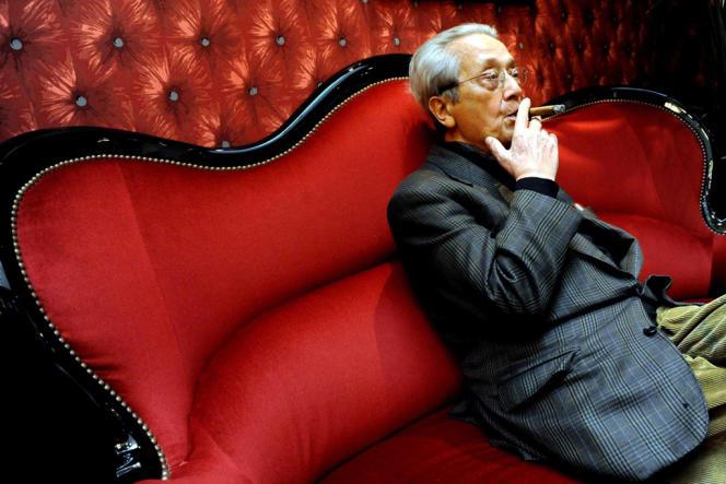 L'avocat Jacques Verges le 30 janvier 2012.