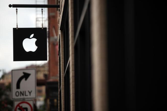 Apple Store new-yorkais.