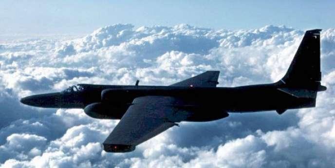 Un avion-espion américain U-2.