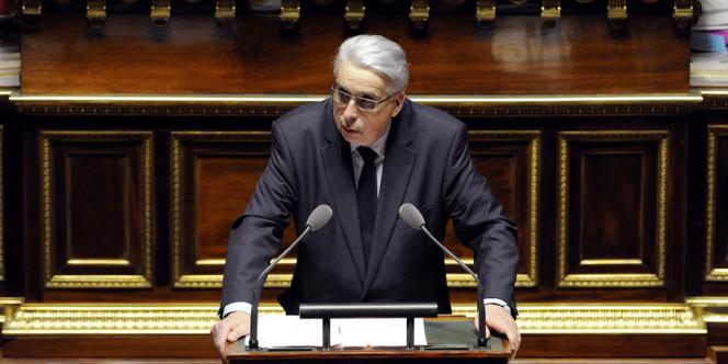 Le président (PS) de la commission des lois au Sénat, le sénateur du Loiret Jean-Pierre Sueur.