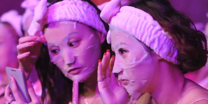 Magic Holdings est le spécialiste chinois des masques de beauté.