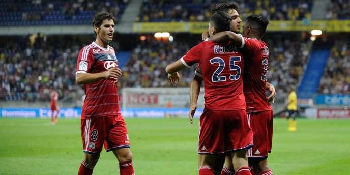 Lyon a gagné 3-1 à Sochaux vendredi.