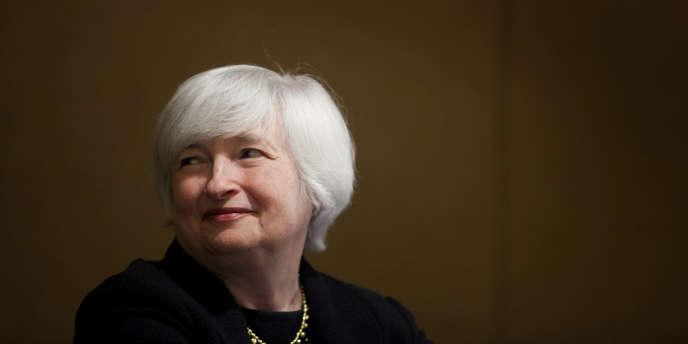Janet Yellen, bientôt patronne de la Réserve fédérale américaine.