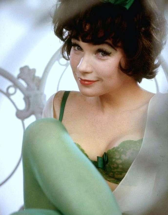 Shirley MacLaine dans Irma la douce