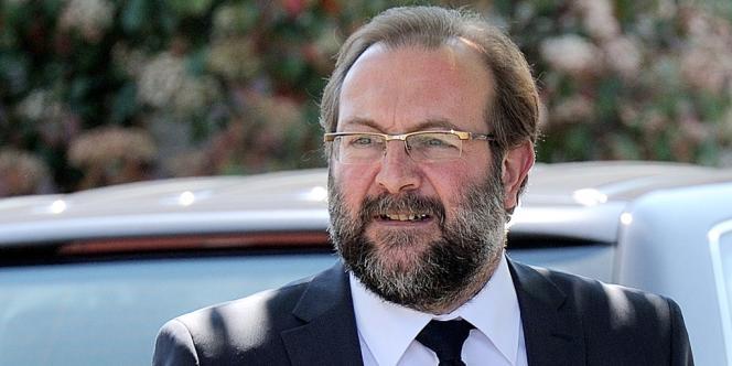 Gérard Dallongeville a déjà effectué neuf mois de détention provisoire.