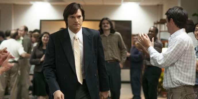 Ashton Kutcher dans