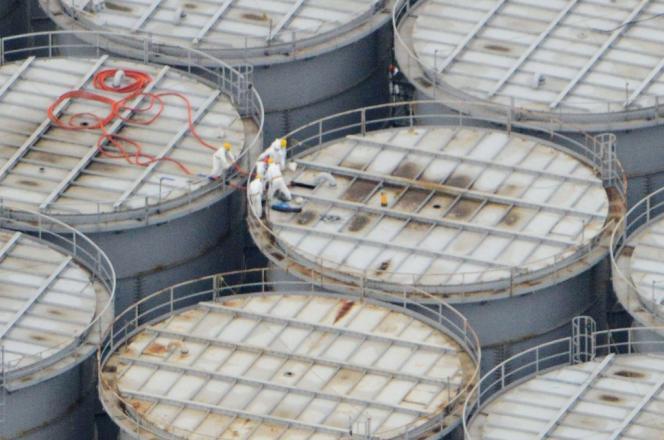 En décembre 2011, les autorités nucléaires avaient affirmé que la centrale de Fukushima était