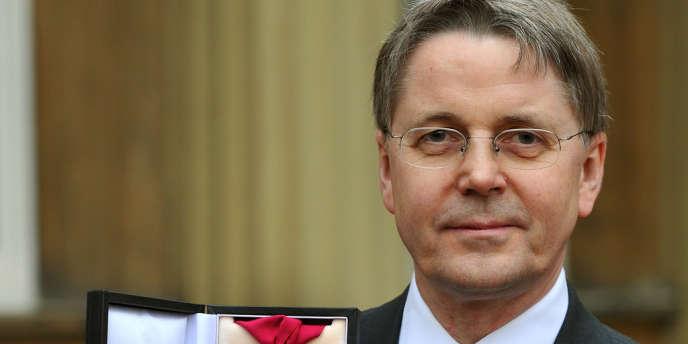 Sir Jeremy Heywood, l'un des deux lieutenants de David Cameron envoyé au