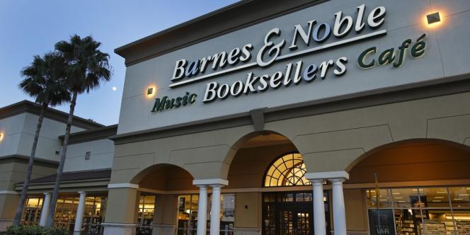 Une librairie Barnes & Noble à Orlando (Floride).