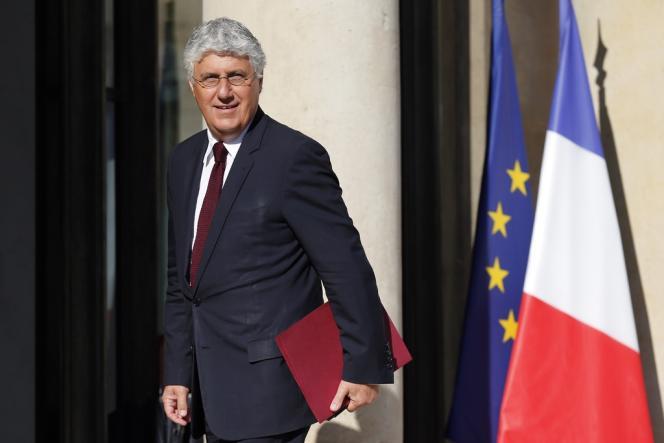 Philippe Martin, ministre de l'écologie, espère que le texte de loi sur la transition énergétique sera voté avant les municipales de 2014.