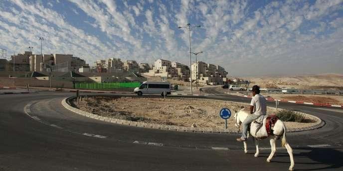 Israël a validé la construction de plus de 2 000 logements en Cisjordanie.