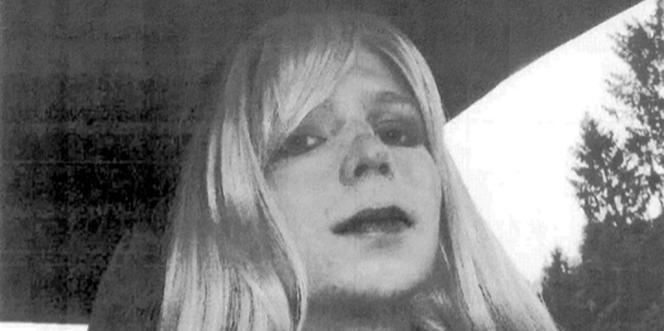 Une photo non datée de Chelsea Manning.