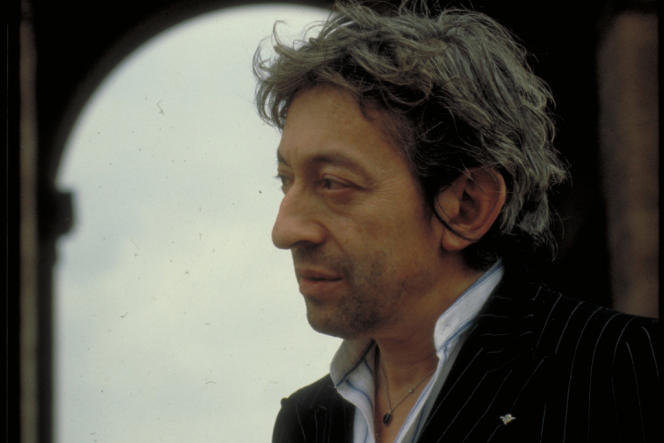 Serge Gainsbourg en 1980.
