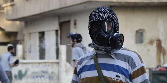 L'ONU a annoncé que le chef de son équipe d'enquêteurs présents sur place avait entamé des négociations avec le régime pour pouvoir enquêter sur l'attaque de mercredi.