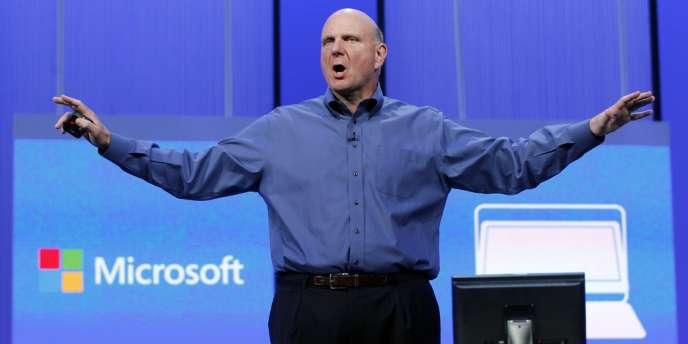Steve Balmer, le PDG de Microsoft a annoncé, fin août, qu'il quittera ses fonctions à l'été 2014.