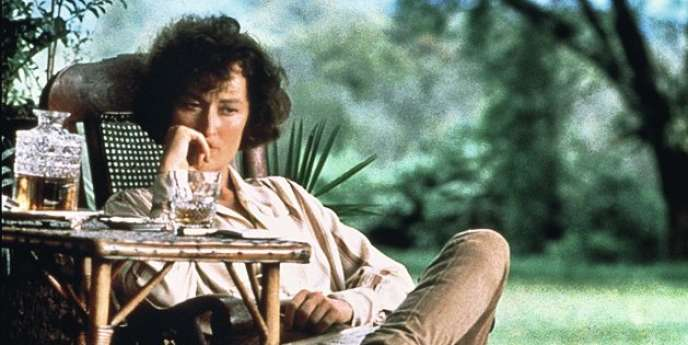 Karen Blixen (incarnée par Meryl Streep dans